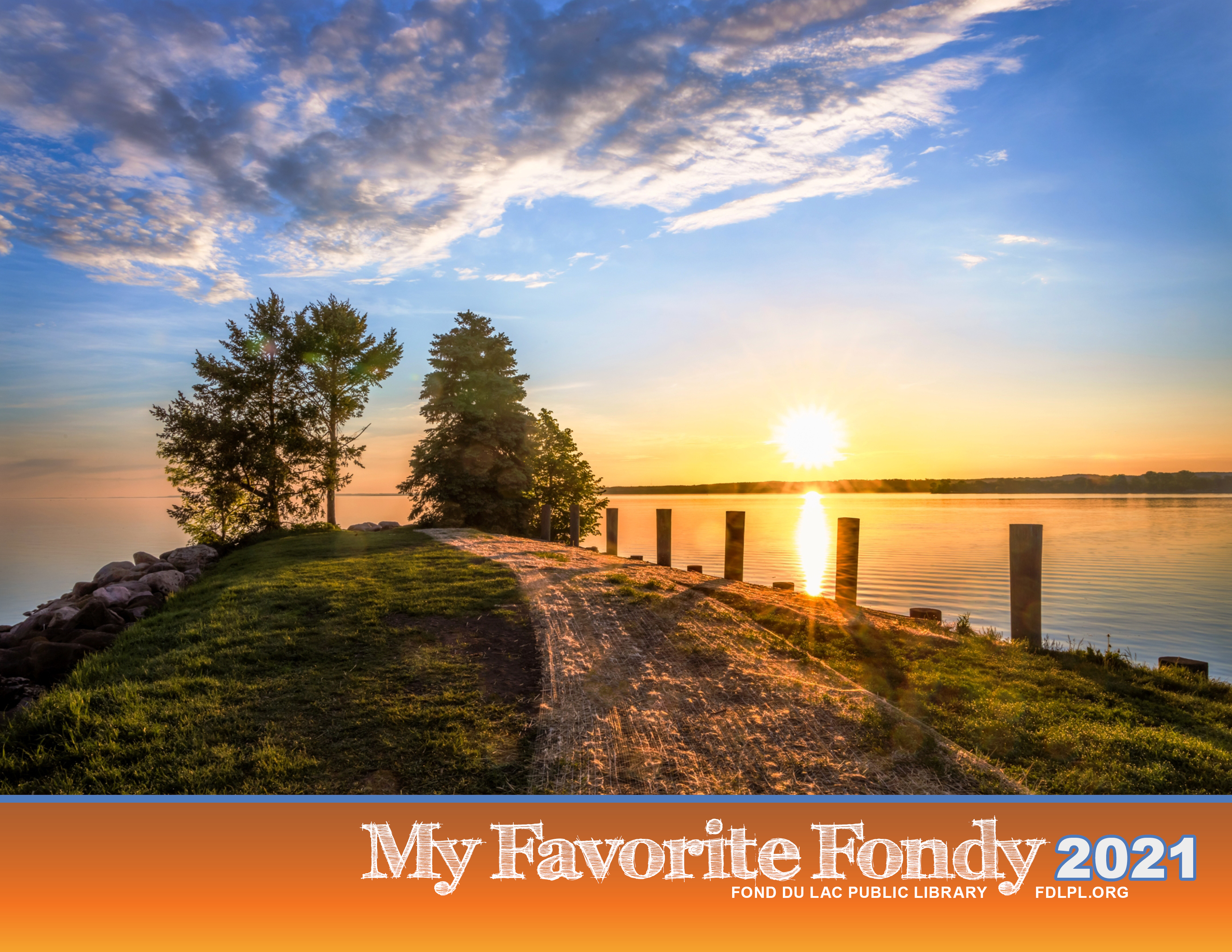 My Favorite Fondy 2021 calendars now are on sale