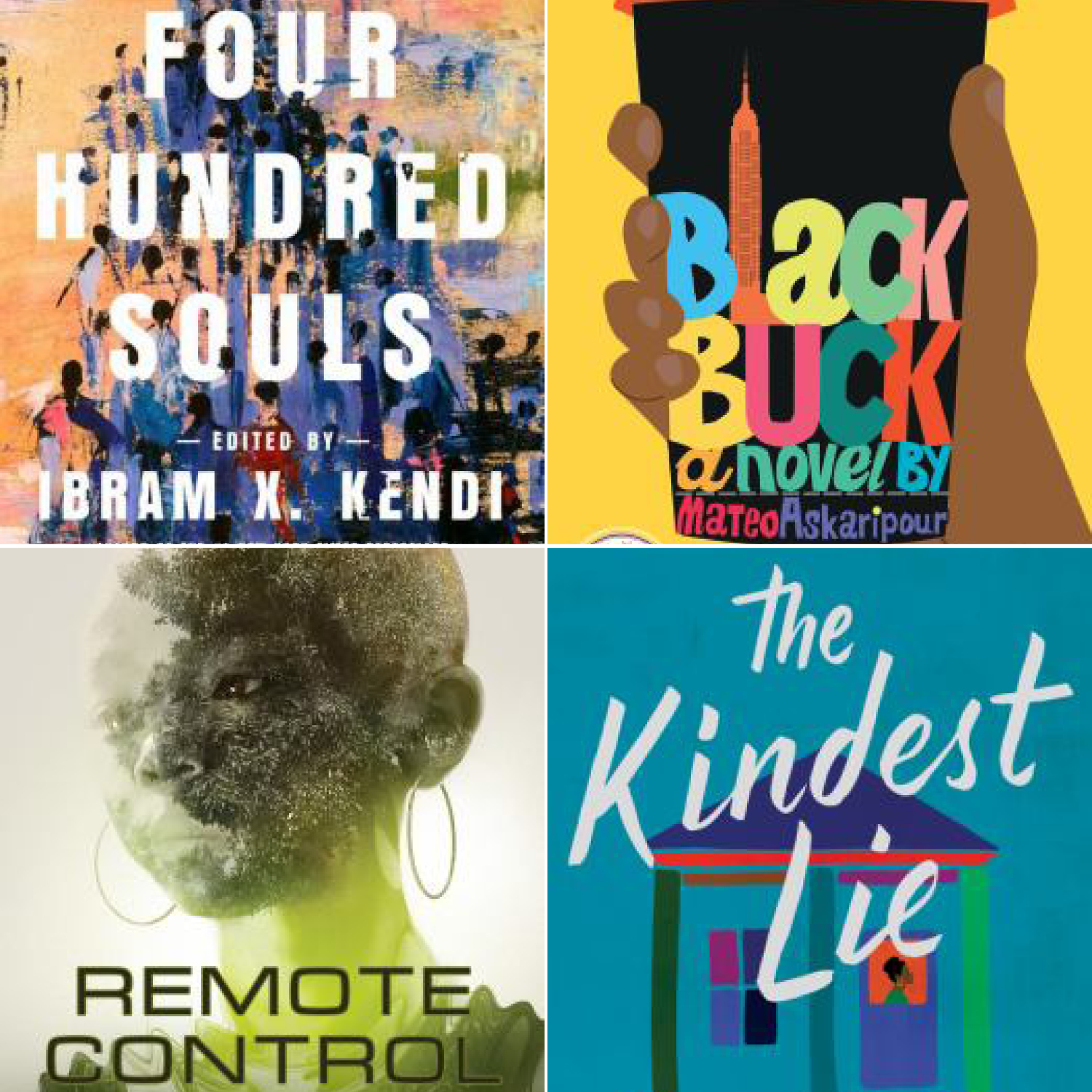 Great recent books by Black Americans