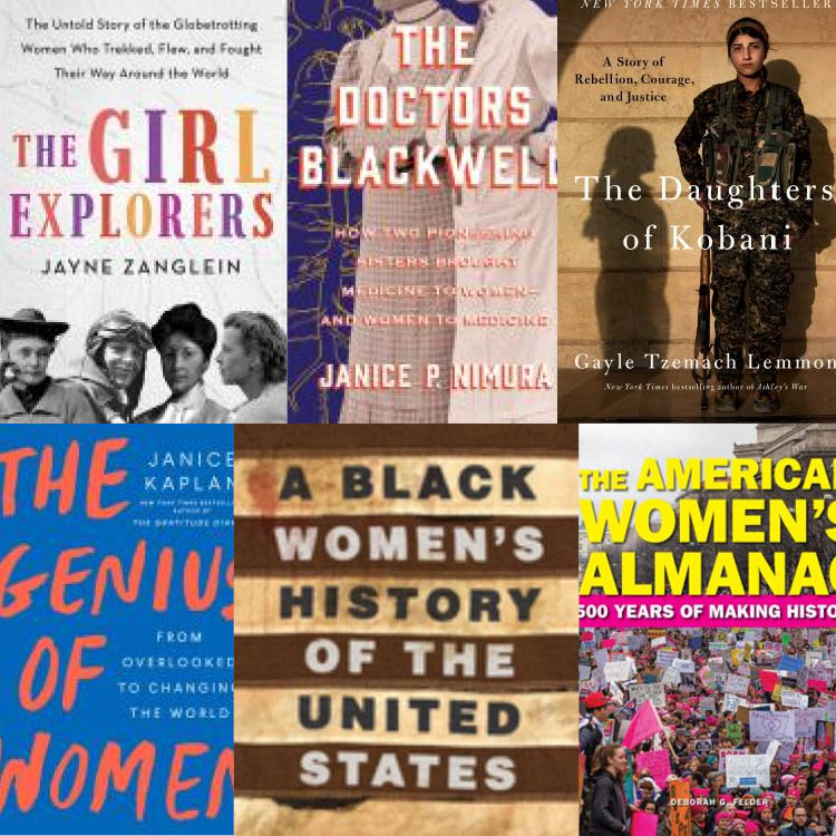 Some wonderful new books for Women