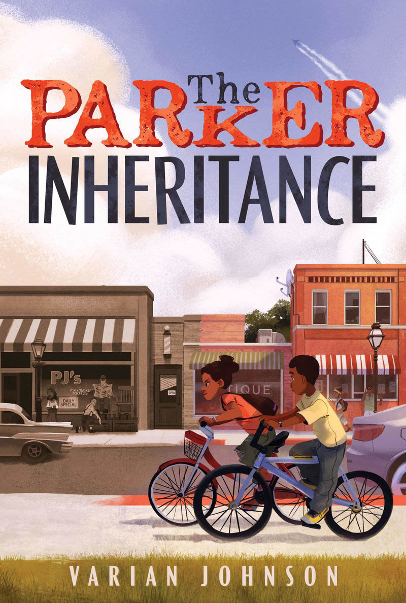 Exciting November planned as FdL Reads 'The Parker Inheritance'