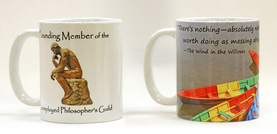 Sublimation mugs