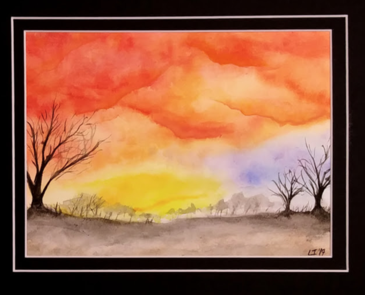Local artists featured during November at Langdon Divers