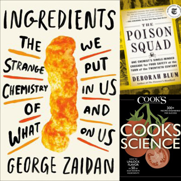 Learn about the science of food during National Chemistry Week