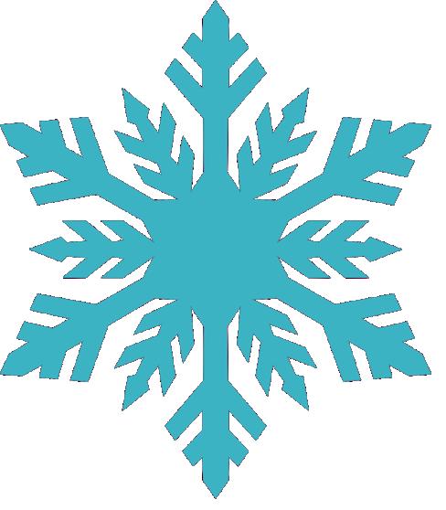 Design a snowflake for FDLPL's children's department