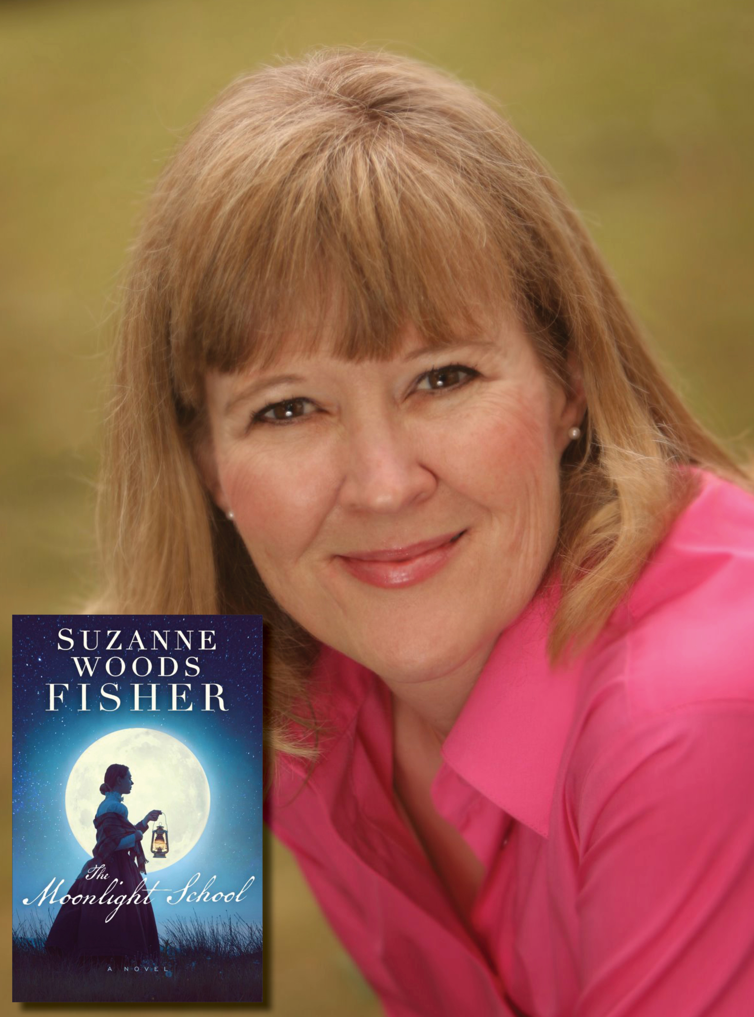 Best-selling Amish author will visit FDLPL virtually