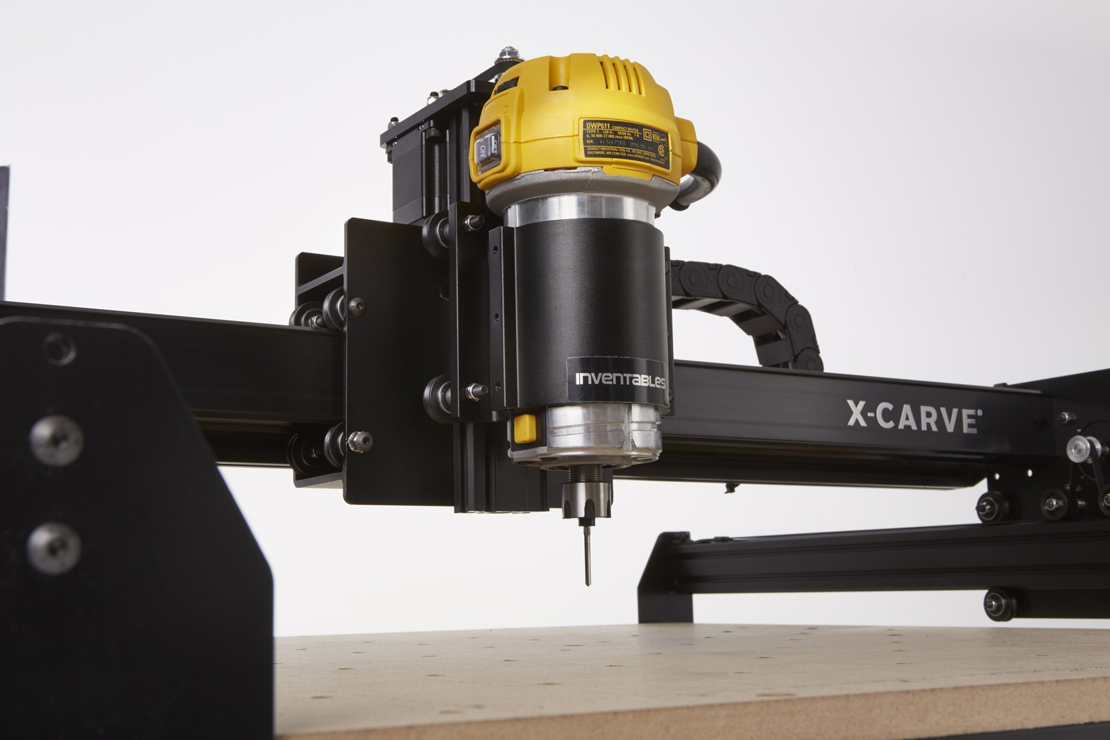 Learn about new X-Carve CNC router at Idea Studio
